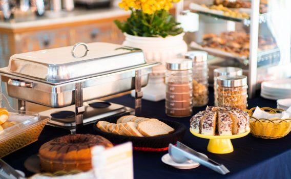 Café da Manhã Completo Recanto das Carpas